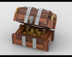 MOC - Gold Chest