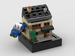MOC - Mini set 75968 - 4 Privet Drive