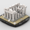 MOC - Mini Acropolis - Greece - How to build it