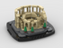 MOC - Mini SET 10276 The Colosseum - How to build it