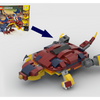 MOC - 31102 Turtle Alternative Build