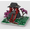 MOC - Chinese Temple Diorama - How to build it