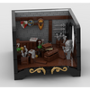 MOC - Medieval Store with a special stand