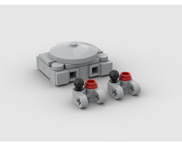 MOC - PlayStation 1 - How to build it