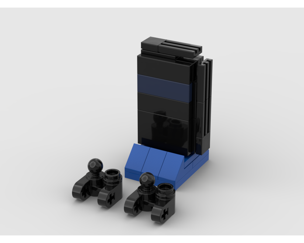 MOC - PlayStation 2