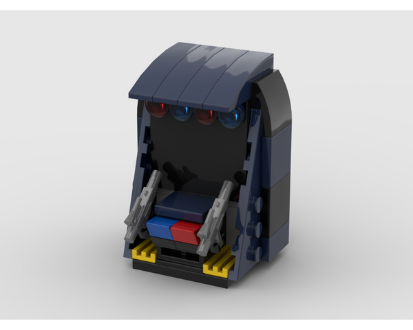 MOC - Shooting Arcade Game