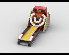 MOC - Skee Ball Machine
