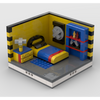 MOC - Super Heroes Room Design #4