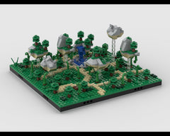 MOC - Land of the Floating Islands