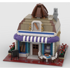 MOC - Modular Bakery Shop - How to build it