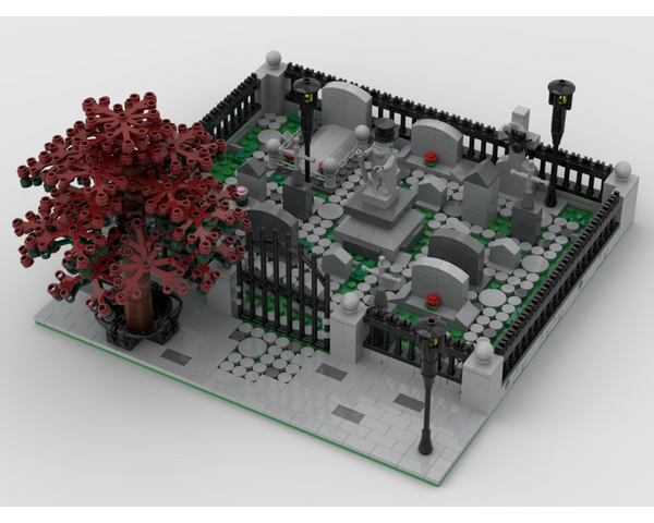 MOC - Modular Cemetery - How to build it