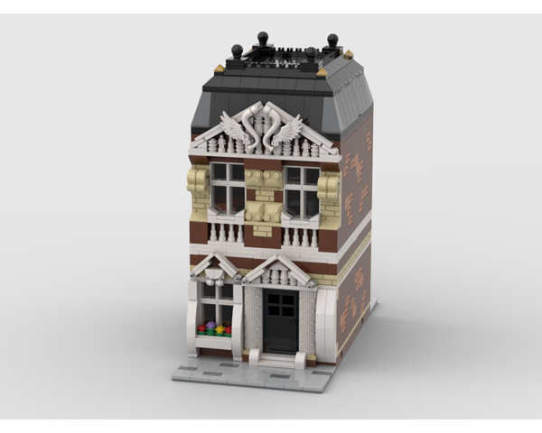 MOC - Modular House - How to build it