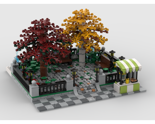 MOC - Modular Park - How to build it