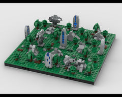MOC - The Land of Stone