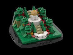 MOC - Mini Bahá'í World Centre