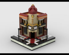 MOC - Mini Old Cinema for a Modular City