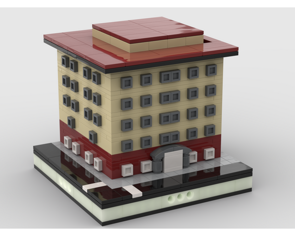MOC - Neighborhood building for Modular City
