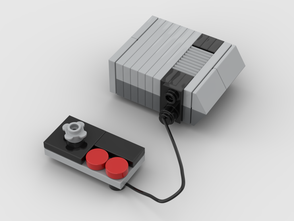 MOC - Nintendo Entertainment System