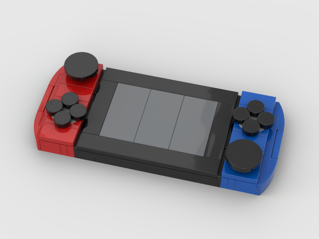 MOC - Nintendo Switch