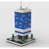 MOC - Office building for Modular City - How to build it