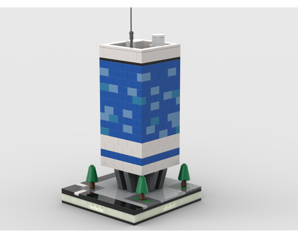 MOC - Office building for Modular City