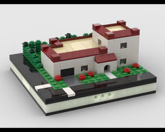 MOC - Private House for a Modular City