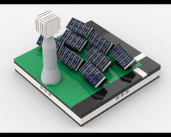 MOC - Solar farm for a Modular City