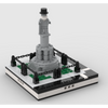 MOC - Statue for a Modular City - How to build it