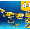 MOC - 31090 Sea Monster Alternative Build