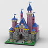 Cinderella's Castle | Modular Fairy Tale world