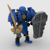 MOC - Knight Figure - How to build it