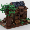 MOC - 3 IN 1 Alternative Build for Tree House set 21318 (3 MOCs)