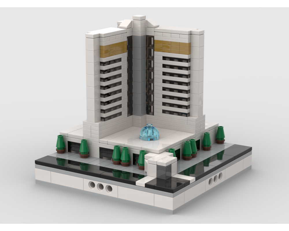 MOC - Mirage Hotel for Modular City Las Vegas