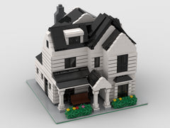 MOC - Modular Neighborhood white house