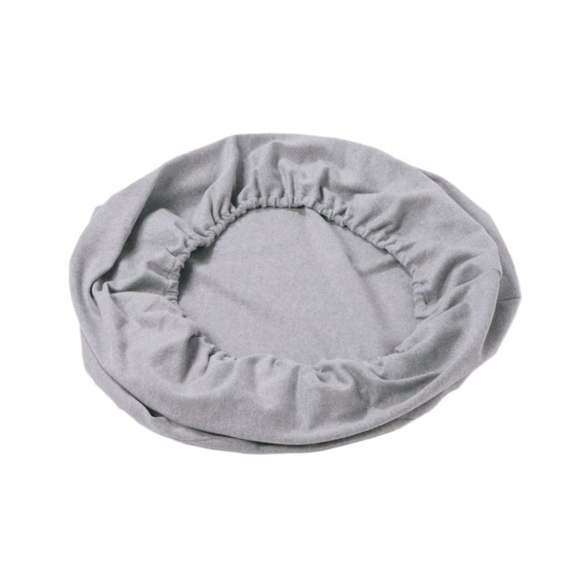 Cotton Jersey Round Bed