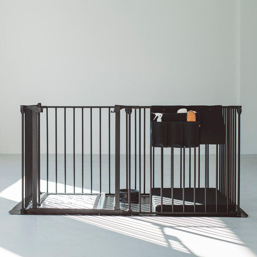 Stylish Dog Playpen