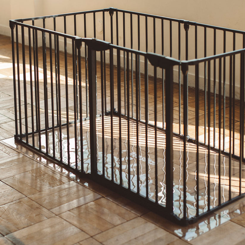 Stylish Dog Playpen Add-on Fence Panel