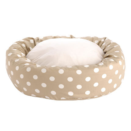Washable Round Bed