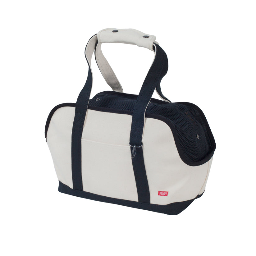 Square Tote Carry Bag (Two-tone)