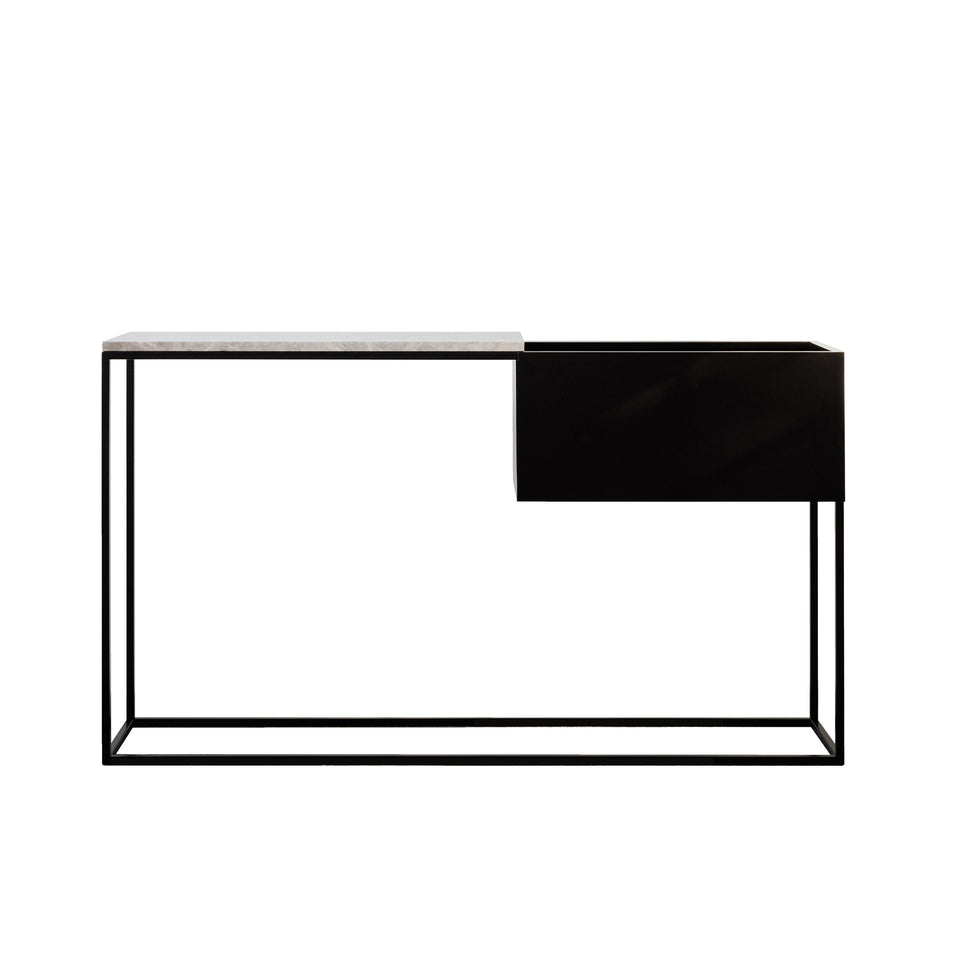 Sideboard Box Maxi - Grau - DECOculture Berlin