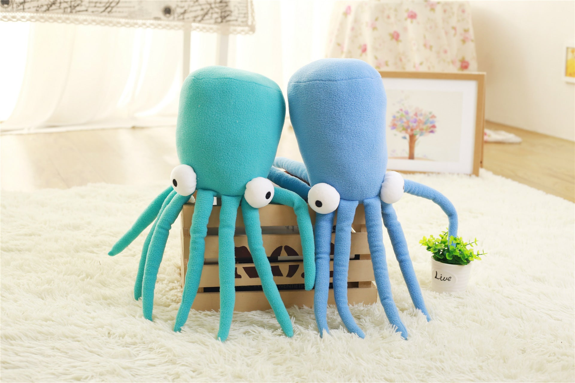 Funny Octopus Plush Toy