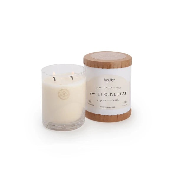 Classic Collection Wax Candle