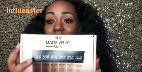 Makeup Forever Matte Velvette Foundation Review