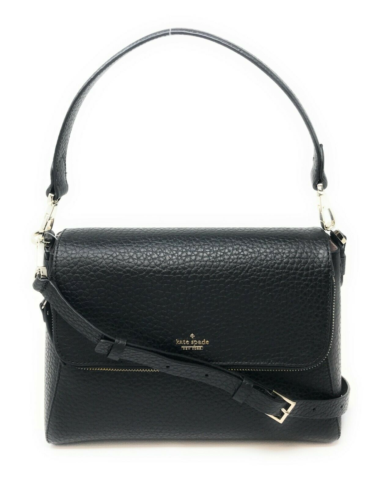 Kate Spade Carter Georgia Leather Crossbody Shoulder Bag WKRU5988 $358