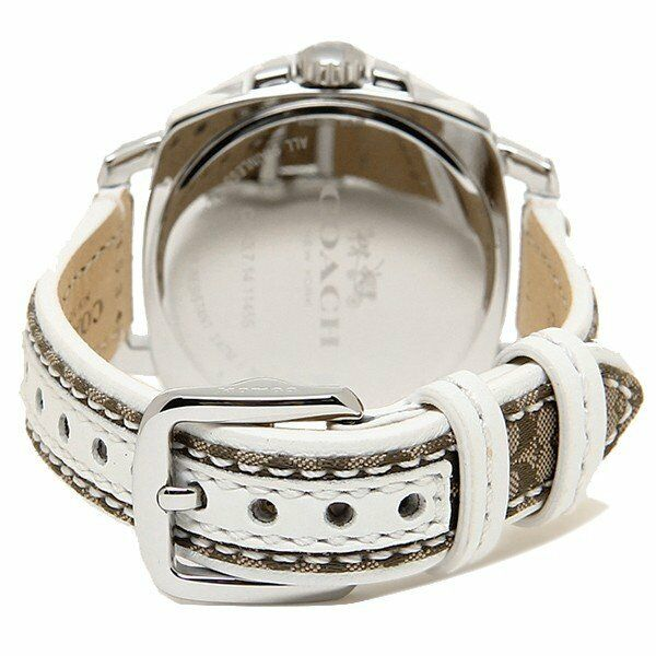 Coach Ladies Boyfriend Analog Dress Quartz Watch 14502416 $225
