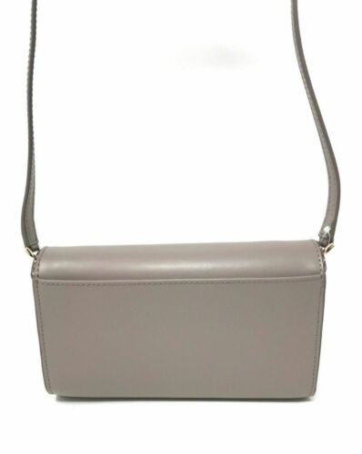 Kate Spade Connie Seton Drive City Scape Leather Glitter Crossbody Bag WLRU5188 $199