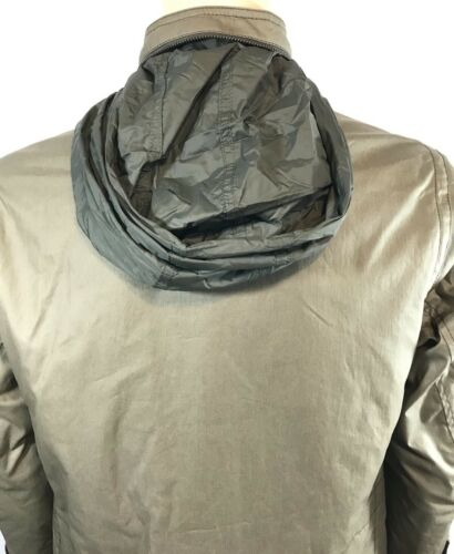 Coach Coated Field Jacket Grey Size XS Very Rare F85008 $498.00