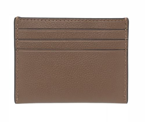 Coach Men's Credit Card Case Sport Calf Leather Saddle Wallet F29140 $75