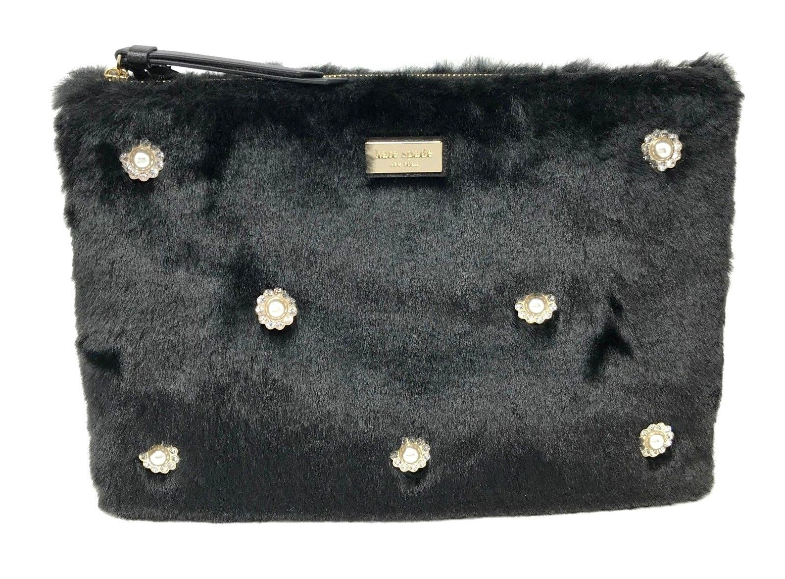 Kate Spade Cedar Road Gia Clutch Cosmetic Bag WLRU5191 $199