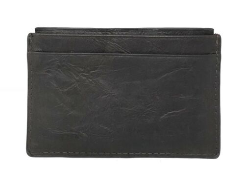 Fossil Men's Neel Credit Card Case Brown Leather Wallet ML3886200 $35